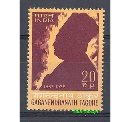 Indie 1968 Mi 453 Czyste **