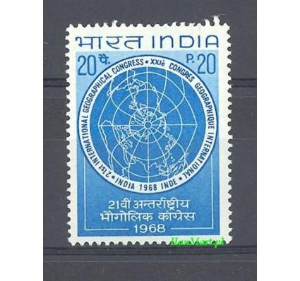 Znaczek Indie 1968 Mi 461 Czyste **