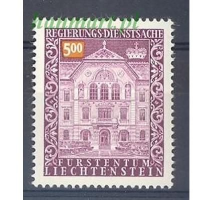 Znaczek Liechtenstein 1989 Mi die 69 Czyste **