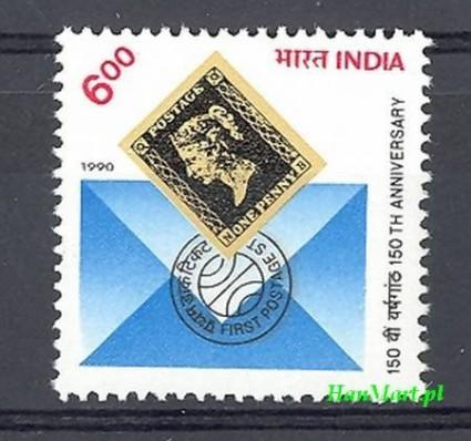Indie 1990 Mi 1253 Czyste **