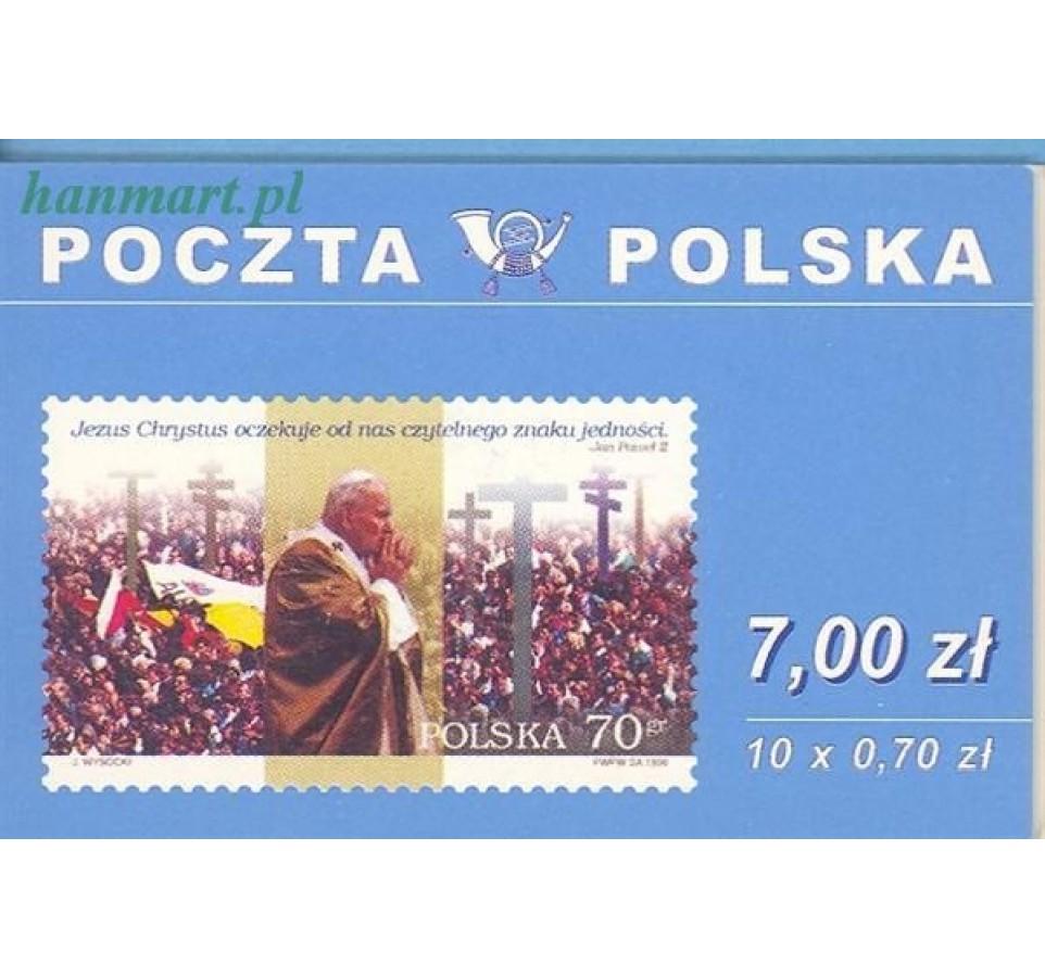 Polska 1999 Mi mh 3769 Czyste **