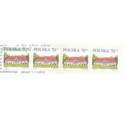 Polska 1999 Mi mh 3772 Czyste **