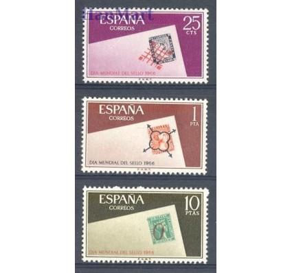 Znaczek Hiszpania 1966 Mi 1613-1615 Czyste **