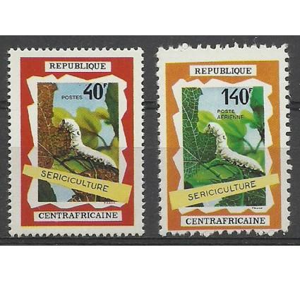 Republika Środkowoafrykańska 1970 Mi 211-212 Czyste **
