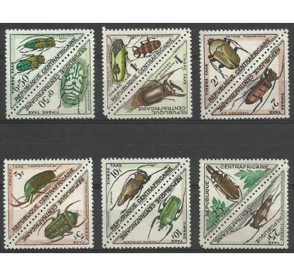 Republika Środkowoafrykańska 1962 Mi por 1-12 Czyste **