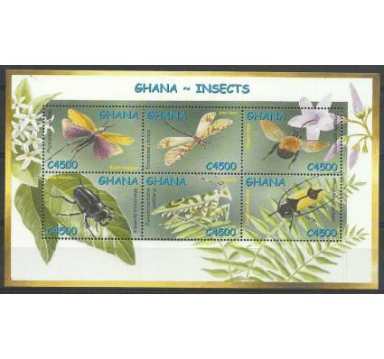 Ghana 2002 Mi ark 3491-3496 Czyste **