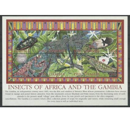 Gambia 2002 Mi ark 4821-4826 Czyste **