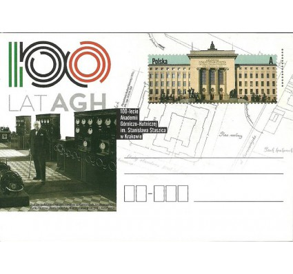 Polska 2019 Fi Cp 1873 Całostka pocztowa