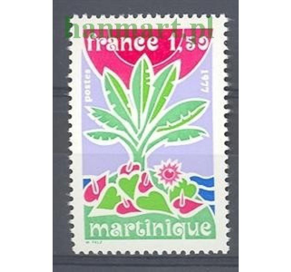Francja 1977 Mi 2009 Czyste **