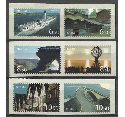 Znaczek Norwegia 2006 Mi 1581-1586 Czyste **