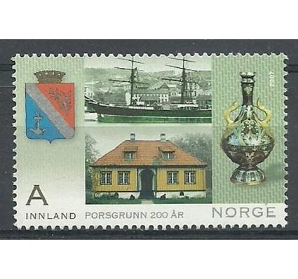 Znaczek Norwegia 2007 Mi 1609 Czyste **