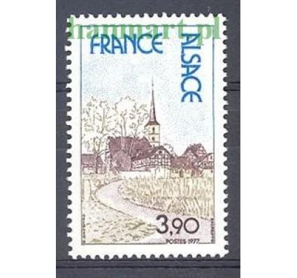 Znaczek Francja 1977 Mi 2015 Czyste **