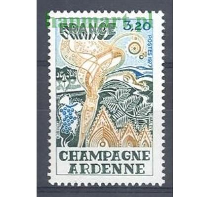 Znaczek Francja 1977 Mi 2023 Czyste **