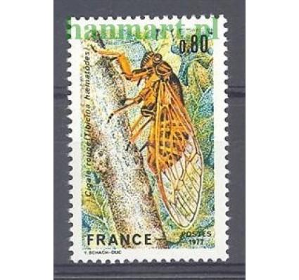 Znaczek Francja 1977 Mi 2043 Czyste **