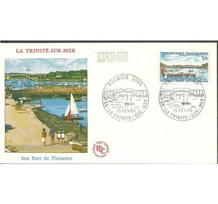 Znaczek Francja 1969 Mi 1653 FDC