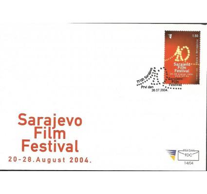 Znaczek Bośnia i Hercegowina 2004 Mi 369 FDC