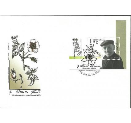Znaczek Słowenia 2006 Mi bl 30 FDC