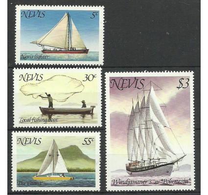 Znaczek Nevis 1980 Mi 39-42 Czyste **