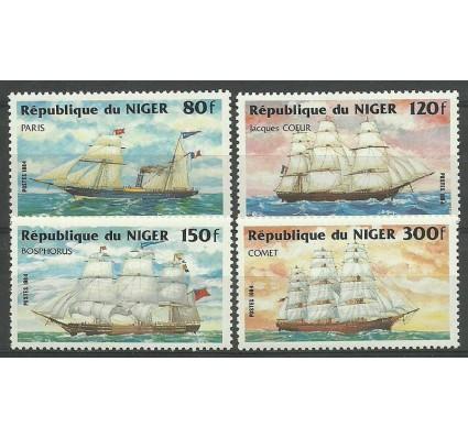 Znaczek Niger 1984 Mi 888-891 Czyste **