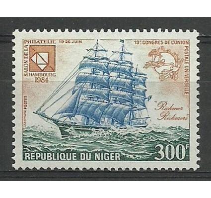 Znaczek Niger 1984 Mi 896 Czyste **