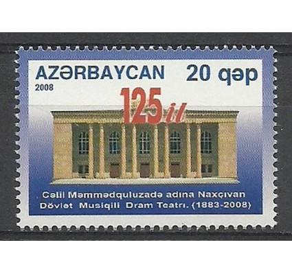 Znaczek Azerbejdżan 2008 Mi 719 Czyste **