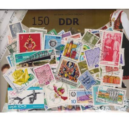 Znaczek Pakiet filatelistyczny DDR 150 znaczków