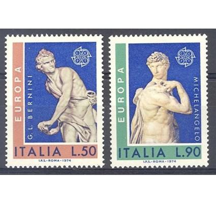 Znaczek Włochy 1974 Mi 1440-1441 Czyste **
