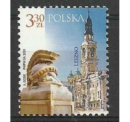 Polska 2020 Mi 5181 Fi 5031 Czyste **