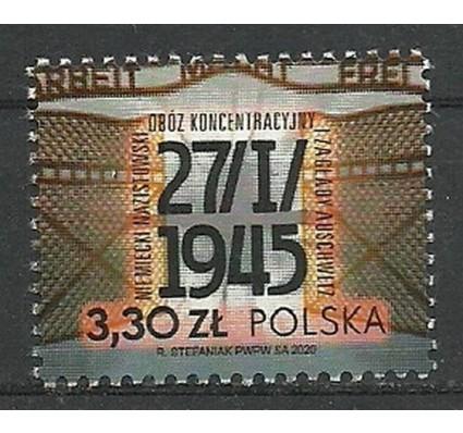 Znaczek Polska 2020 Mi 5183 Fi 5033 Czyste **