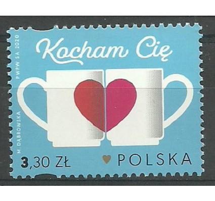 Znaczek Polska 2020 Mi 5186 Fi 5036 Czyste **