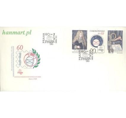 Znaczek Czechosłowacja 1986 Mi 2864 FDC