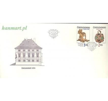 Znaczek Czechosłowacja 1986 Mi 2865-2866 FDC