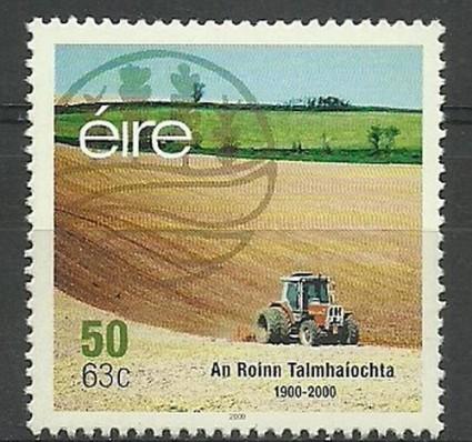 Znaczek Irlandia 2000 Mi 1291 Czyste **