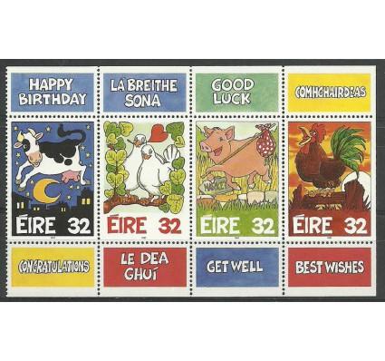 Znaczek Irlandia 1997 Mi h-blatt 981-984 Czyste **