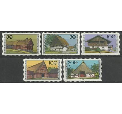 Znaczek Niemcy 1995 Mi 1819-1823 Czyste **