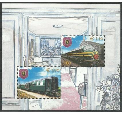 Znaczek Belgia 2003 Mi trv bl 5 Czyste **