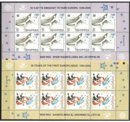 Znaczek Albania 2005 Mi ark 3045-3046 Czyste **