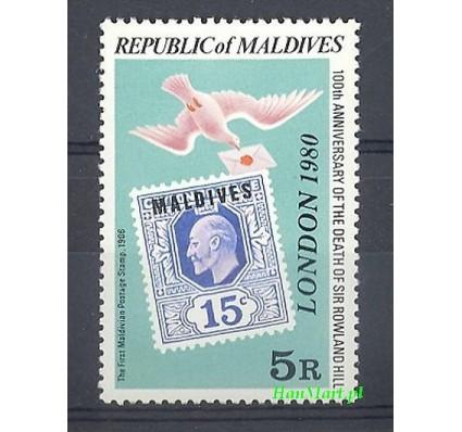 Znaczek Malediwy 1979 Mi 820 Czyste **