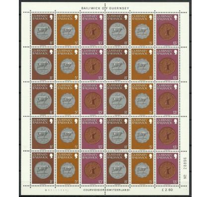 Znaczek Guernsey 1979 Mi ark 177+180+184 Czyste **