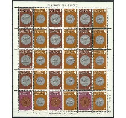 Znaczek Guernsey 1979 Mi ark 177+180+185 Czyste **