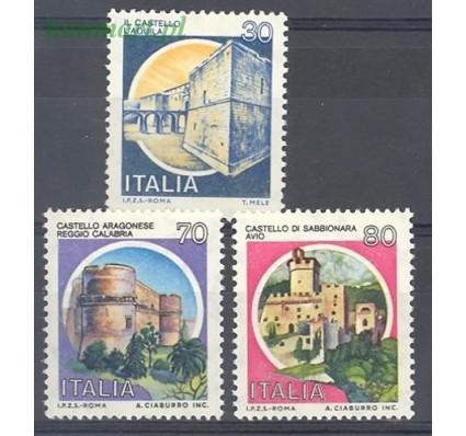 Znaczek Włochy 1981 Mi 1766-1768 Czyste **