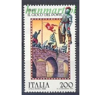 Znaczek Włochy 1982 Mi 1803 Czyste **
