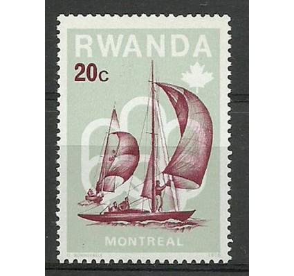 Znaczek Rwanda 1976 Mi 799 Czyste **