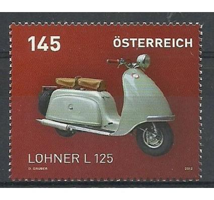 Znaczek Austria 2012 Mi 2972 Czyste **