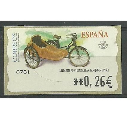 Znaczek Hiszpania 2003 Mi aut 97(026) Czyste **