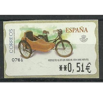 Znaczek Hiszpania 2003 Mi aut 97(051) Czyste **