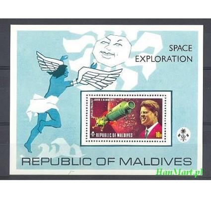 Malediwy 1973 Mi bl 20 Czyste **