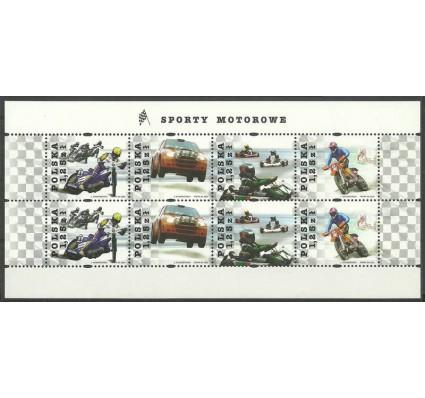 Znaczek Polska 2004 Mi ark 4150-4153 Fi ark 4000-4003 Czyste **