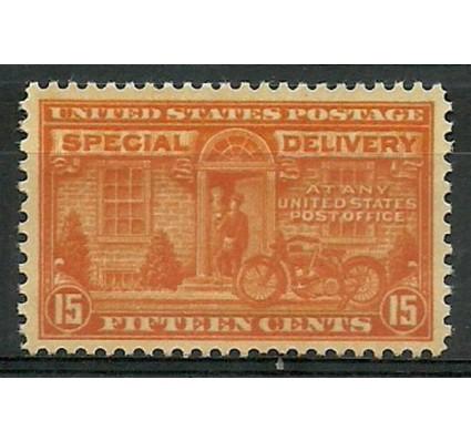 Znaczek USA 1925 Mi 296C Czyste **
