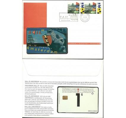 Znaczek Holandia 1995 Mi tel 1548 FDC